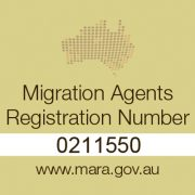 OMARA proof of being a registered agent